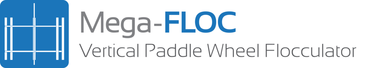 Mega-FLOC (Vertical Paddle Wheel Flocculator)