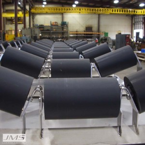 Bio-BELT (Belt Conveyor System) Belt Idlers