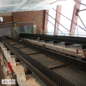 Bio-BELT (Belt Conveyor System) Cleated Belt