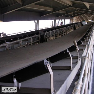 Bio-BELT (Belt Conveyors System) Troughed Belt
