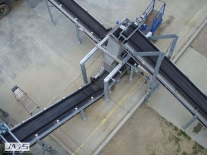 JMS Bio-BELT (Belt Conveyor System) Johnson County, NC (08-1057) 1
