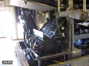 JMS Bio-BELT (Belt Conveyor System) belt_Greer, SC (08-1054)