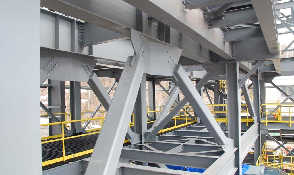 JMS Bio-HANDLING (Material Handling Systems) Structure Steel