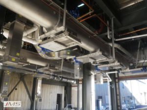 JMS Bio-SCREW (Screw Conveyor System) Mrietta, GA (13-1052)