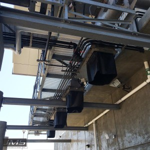 JMS Bio-SCREW (Screw Conveyor system) bio-GATE (Slide Gate)