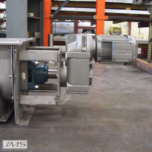 JMS Bio-SCREW (Screw Conveyor system) drive assembly