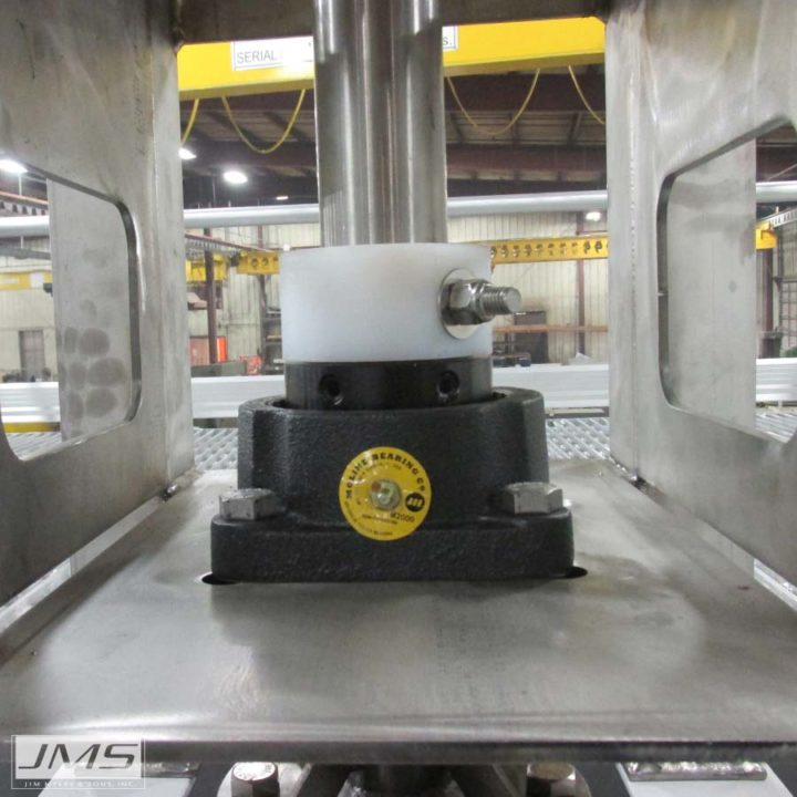 JMS Mega-FLOC (Vertical Paddle Wheel Flocculator) radial thrust bearing