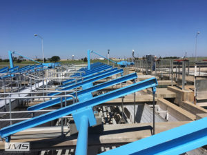 JMS Mega-FLOC (Walking Beam Flocculator) 16-1063 Lubbock, TX