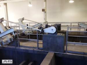 JMS Mega-FLOC (Walking Beam Flocculator) Blanchard, LA (12-1050) (4)
