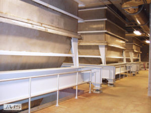 Typical Cost of Material Handling Systems: Hoppers