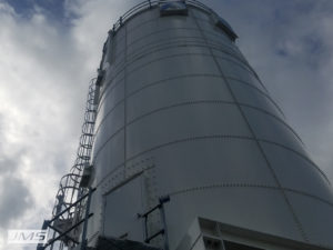 Typical Cost of Material Handling Systems: Silos