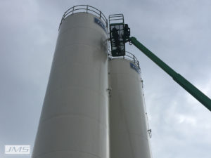 Typical Cost of Material Handling Systems: Lime Stabilization