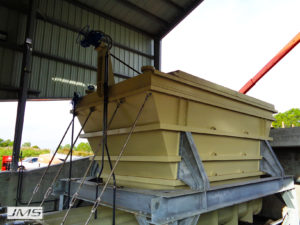 Biosolids Storage Selection hopper